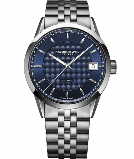 Raymond Weil Freelancer Automatic on Bracelet