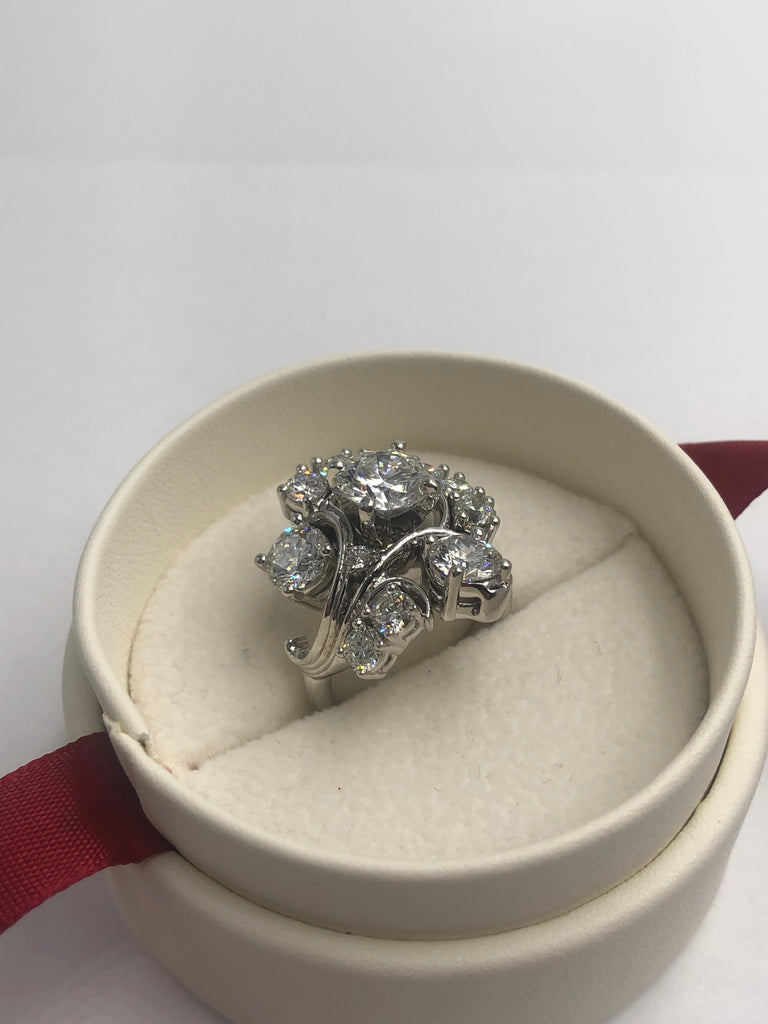 Custom Fashion Ring Examples - Chalmers Jewelers