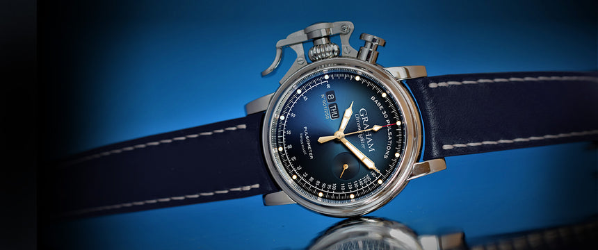 CHRONOFIGHTER VINTAGE PULSOMETER LTD - Chalmers Jewelers