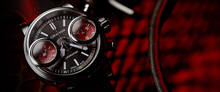 CHRONOFIGHTER SWORDFISH - Chalmers Jewelers