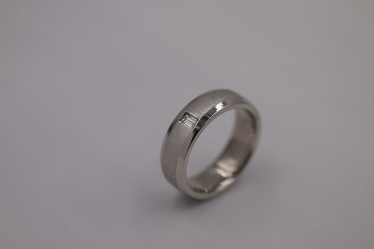 Custom Wedding Band Examples - Chalmers Jewelers