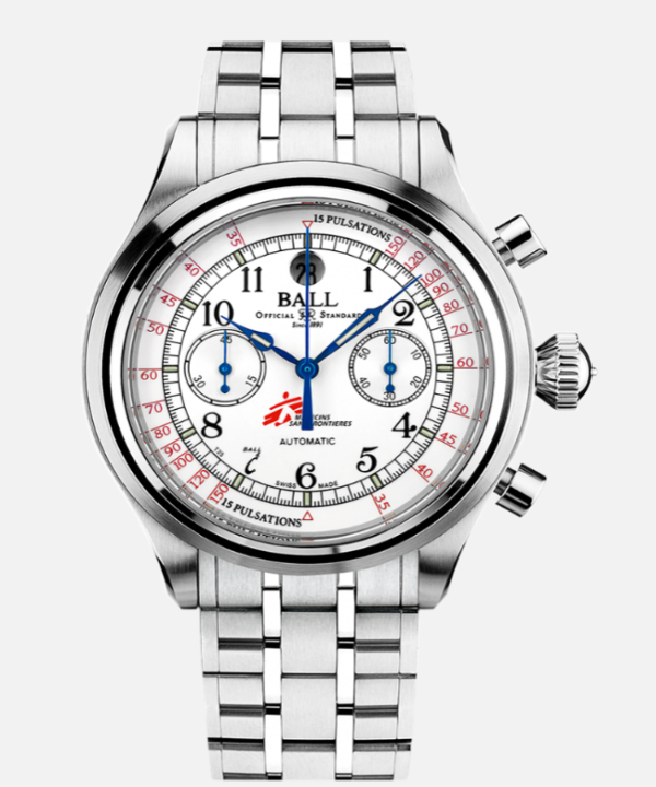 Trainmaster Pulsemeter Chronograph MSF - Chalmers Jewelers