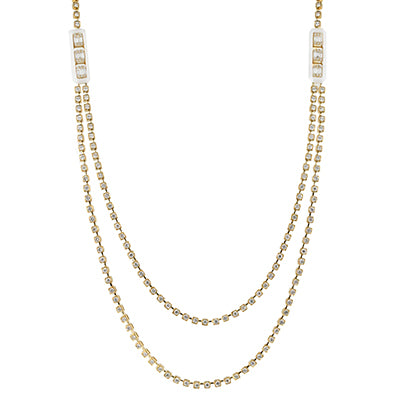 18K MYKONOS Diamond Necklace
