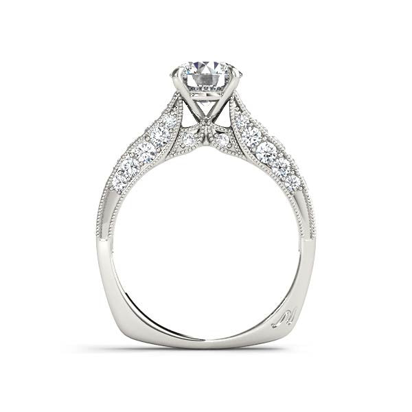 Royalty Inspired Engagement Ring