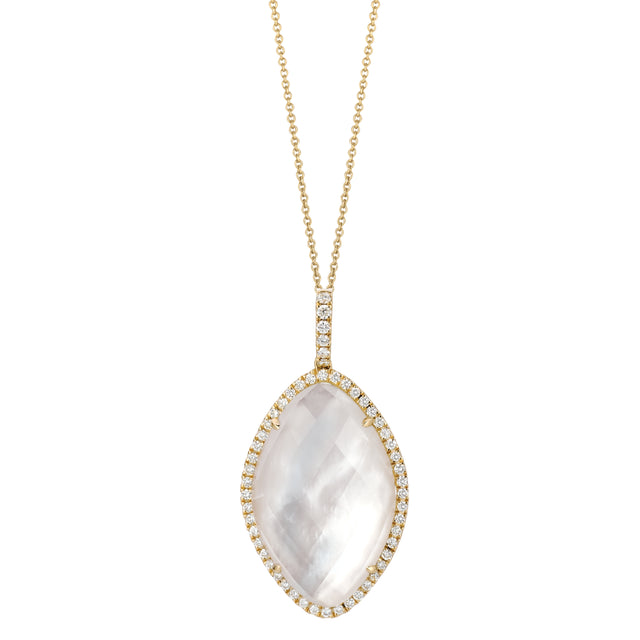 Mother of Pearl Necklace - Chalmers Jewelers