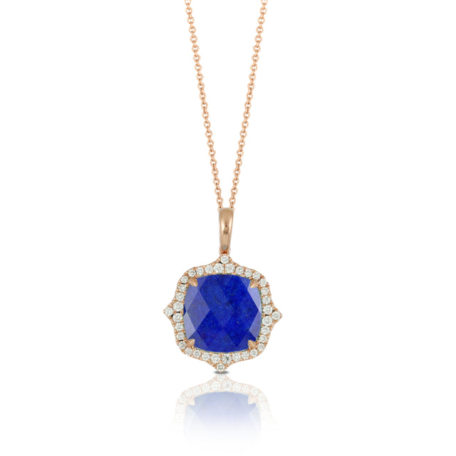 Royal Lapis Necklace - Chalmers Jewelers