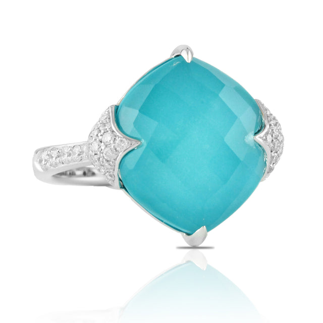 Turquoise Ring - Chalmers Jewelers