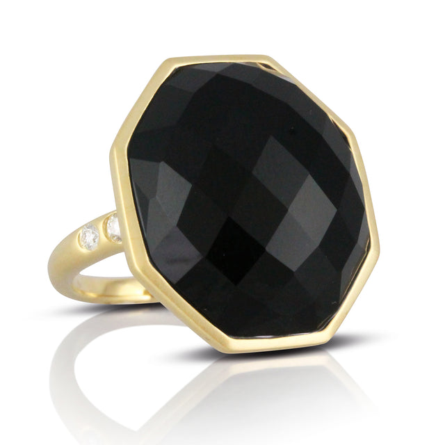 Black Onyx Fashion Ring - Chalmers Jewelers