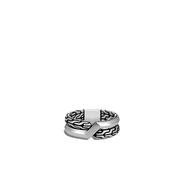 Asli Classic Chain Link Band Ring - Chalmers Jewelers