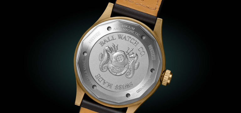 Roadmaster M Archangel Bronze Collection 43mm - Chalmers Jewelers