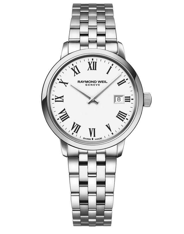 Toccata Classic Ladies Steel Quartz Watch 5985-ST-00300 - Chalmers Jewelers