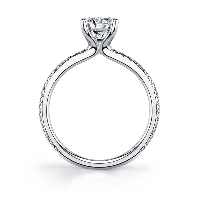 Marquise Engagement Ring S1093-MQ - Chalmers Jewelers