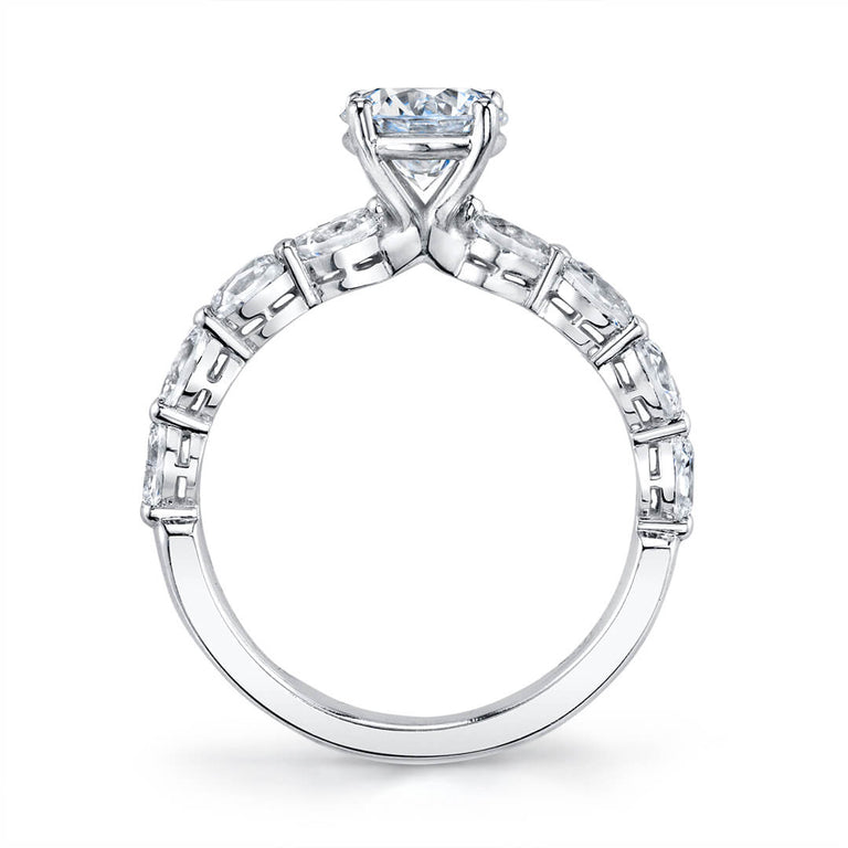Solitaire Engagement Ring S1838 - Chalmers Jewelers