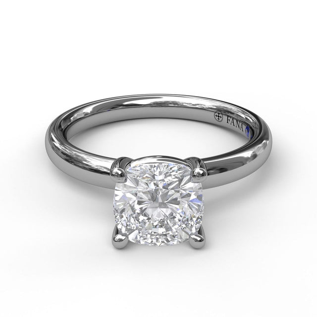 Classic Cushion Cut Solitaire 3051