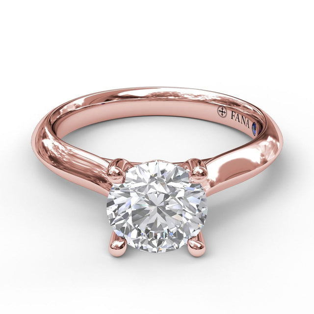 Solitaire Engagement Ring 3535