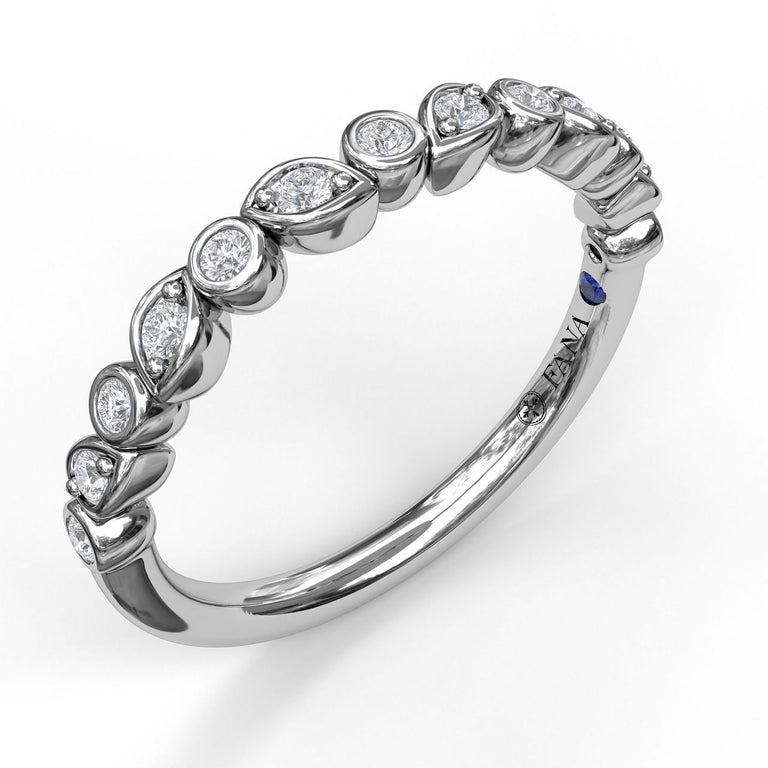Diamond Stackable Band 7172 - Chalmers Jewelers