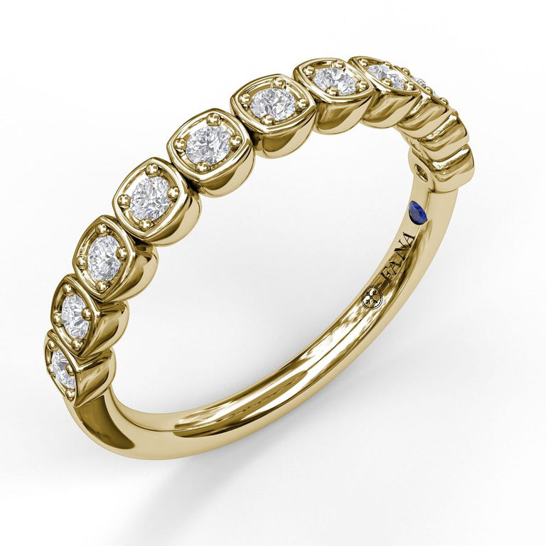 Diamond Stackable Band 7177 - Chalmers Jewelers