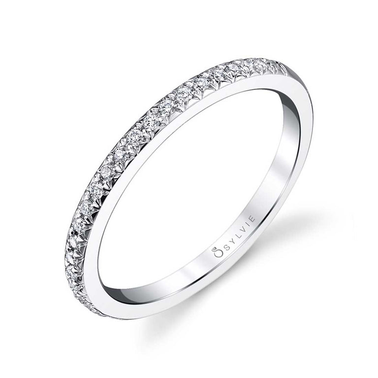 Classic Wedding Band BS1008 - Chalmers Jewelers