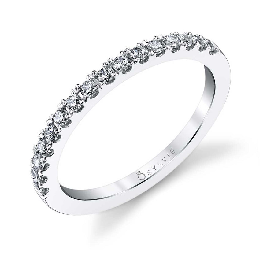 Classic Wedding Band BS1084 - Chalmers Jewelers