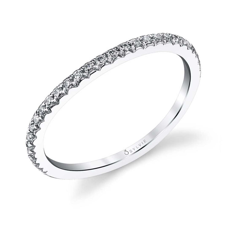 Classic Wedding Band BS1101 - Chalmers Jewelers