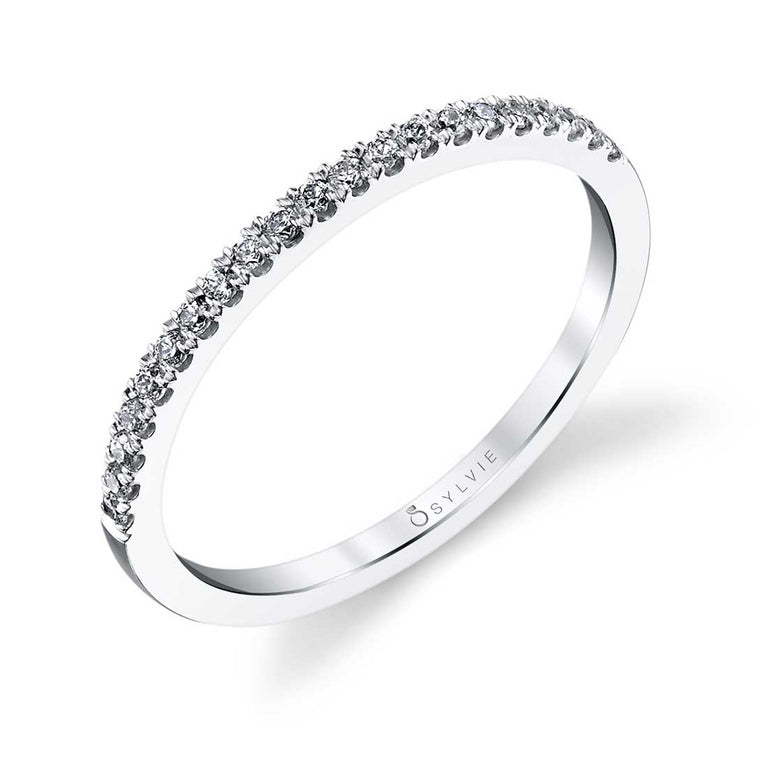 Classic Wedding Band BS1107 - Chalmers Jewelers