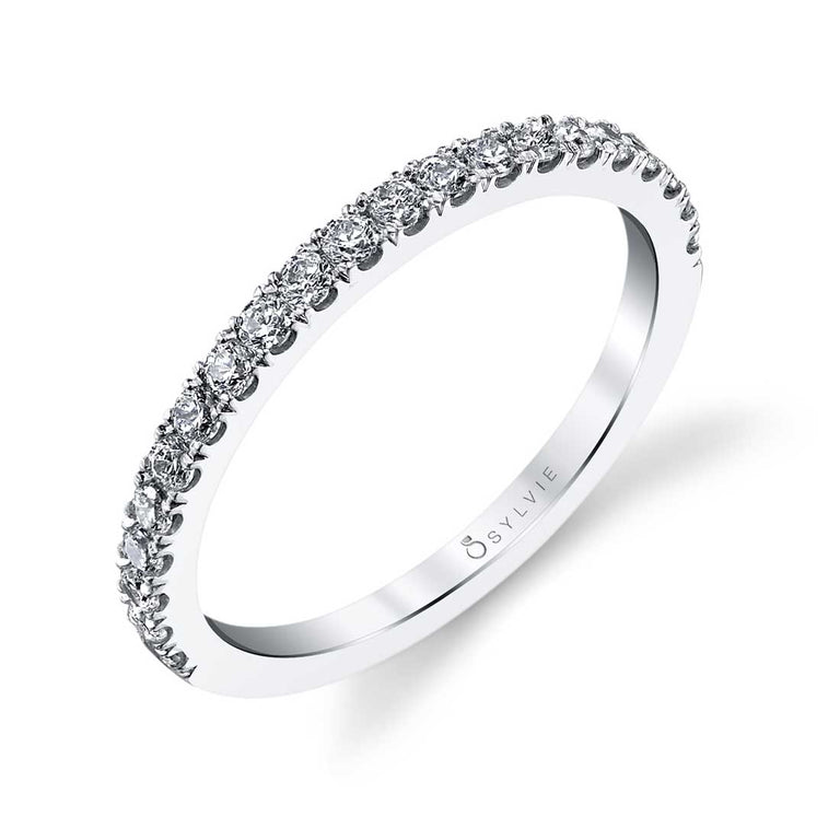 Classic Wedding Band BS1128 - Chalmers Jewelers