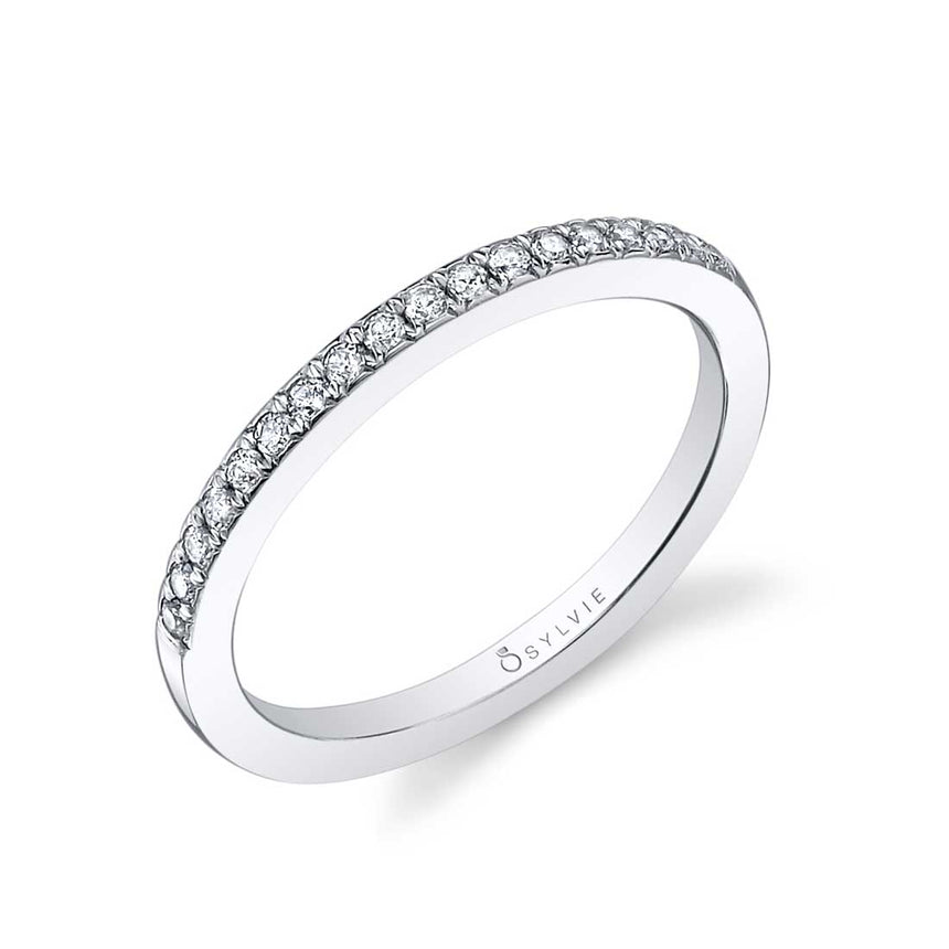 Classic Wedding Band BSY691 - Chalmers Jewelers