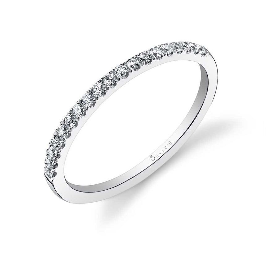 Classic Wedding Band BSY696 - Chalmers Jewelers