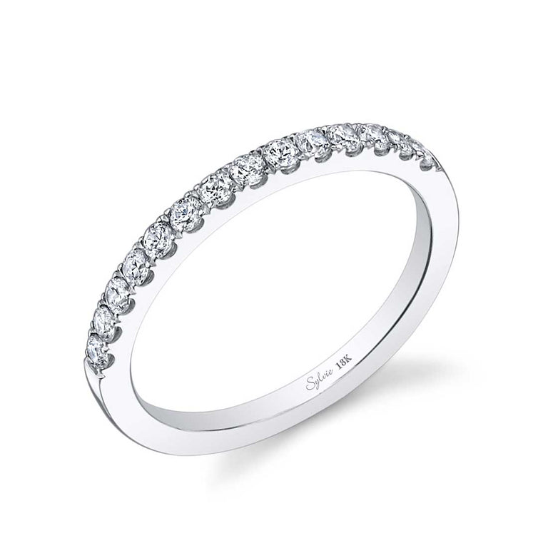 Classic Wedding Band BSY730 - Chalmers Jewelers