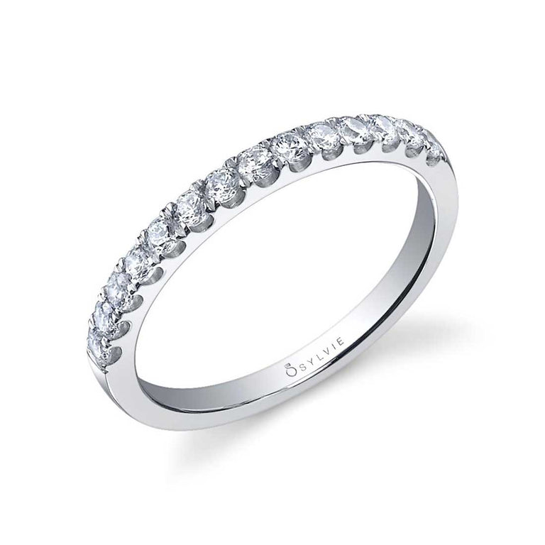 Classic Wedding Band BSY761 - Chalmers Jewelers