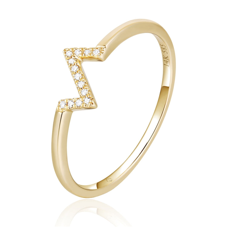 14K yellow gold fashion ring - Chalmers Jewelers