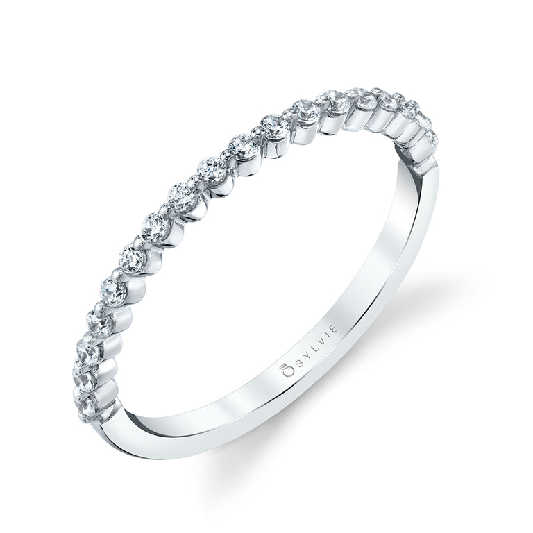 Stackable Wedding Band B1P18-018 - Chalmers Jewelers