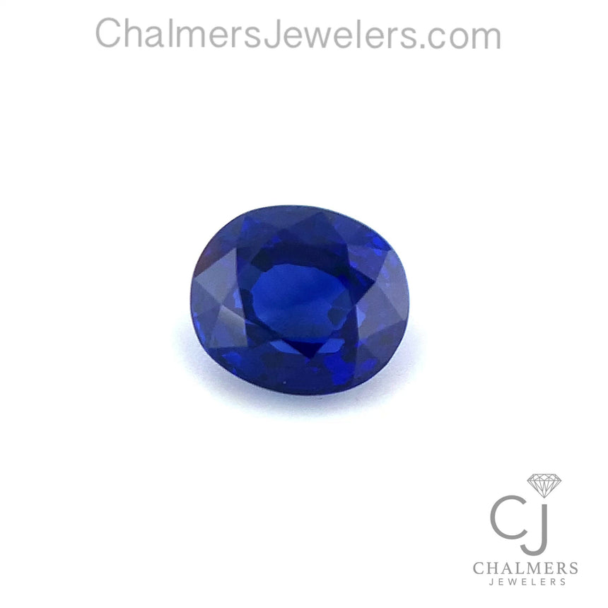 2.02ct Natural Sapphire