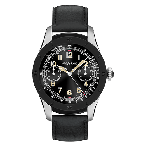 Montblanc Summit Smartwatch Bi-color Steel