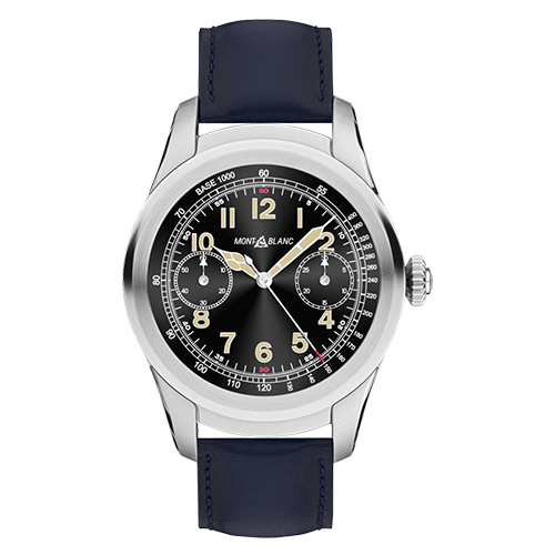 Montblanc Summit Smartwatch Stainless Steel