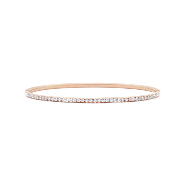 Kwiat Stackable Diamond Bracelet - Rose Gold - Chalmers Jewelers