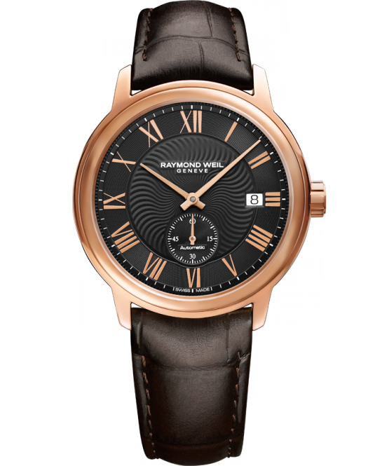Raymond Weil Maestro Automatic in Rose - Chalmers Jewelers