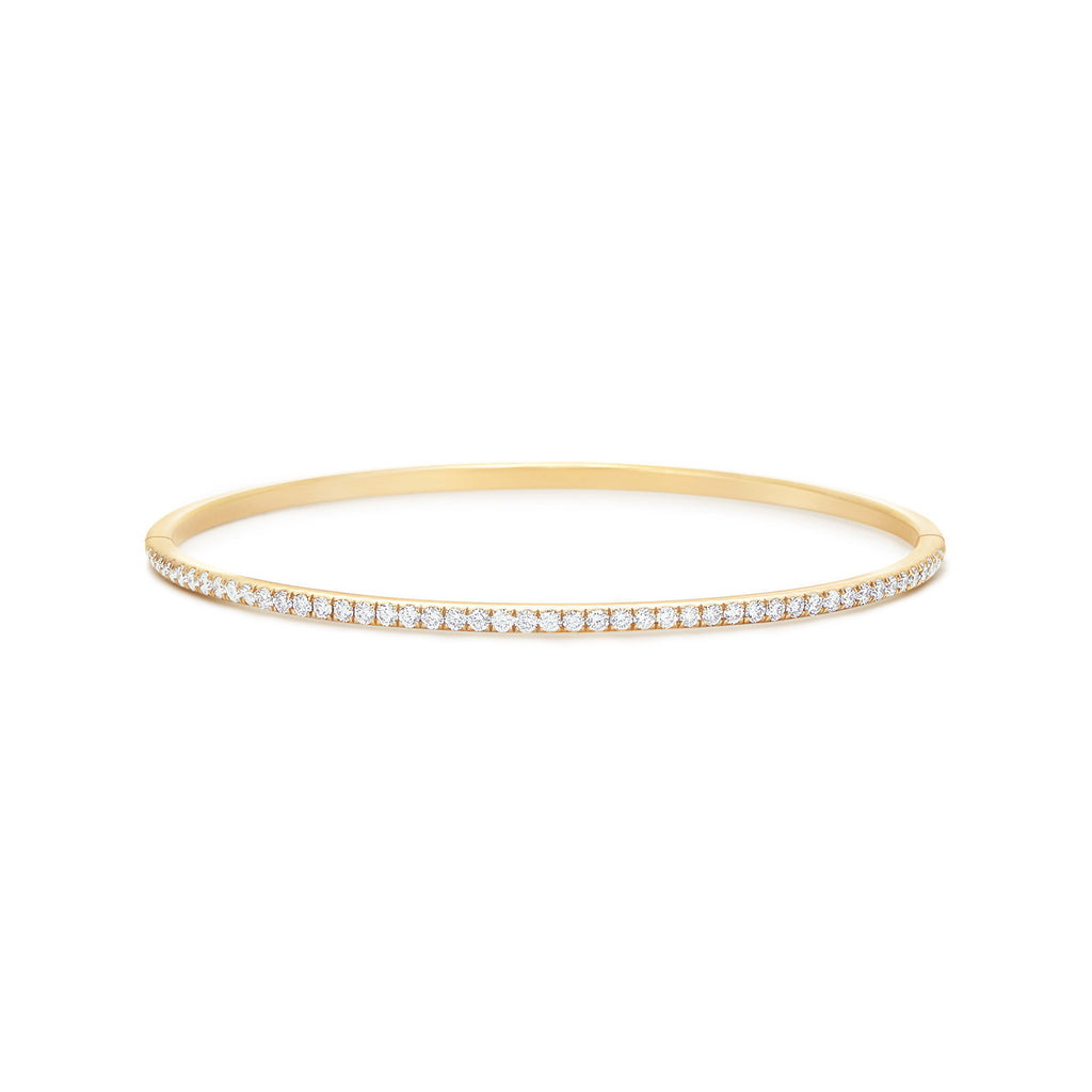 Kwiat Stackable Diamond Bracelet - Yellow Gold