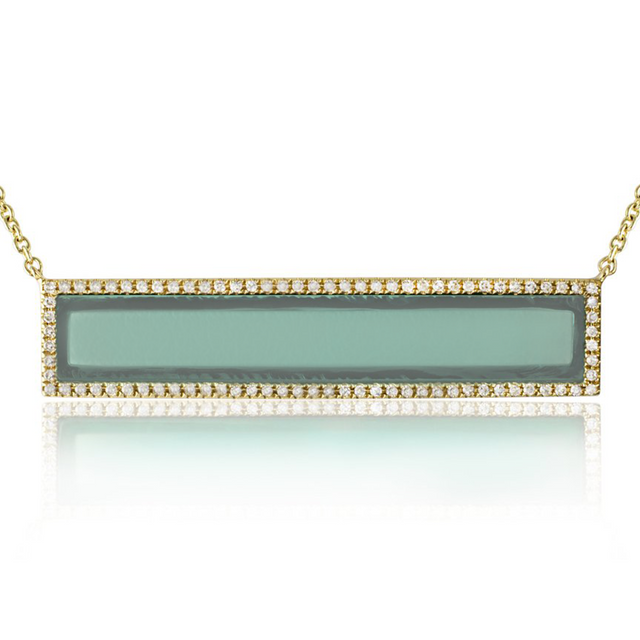 Adventurine Necklace - Chalmers Jewelers