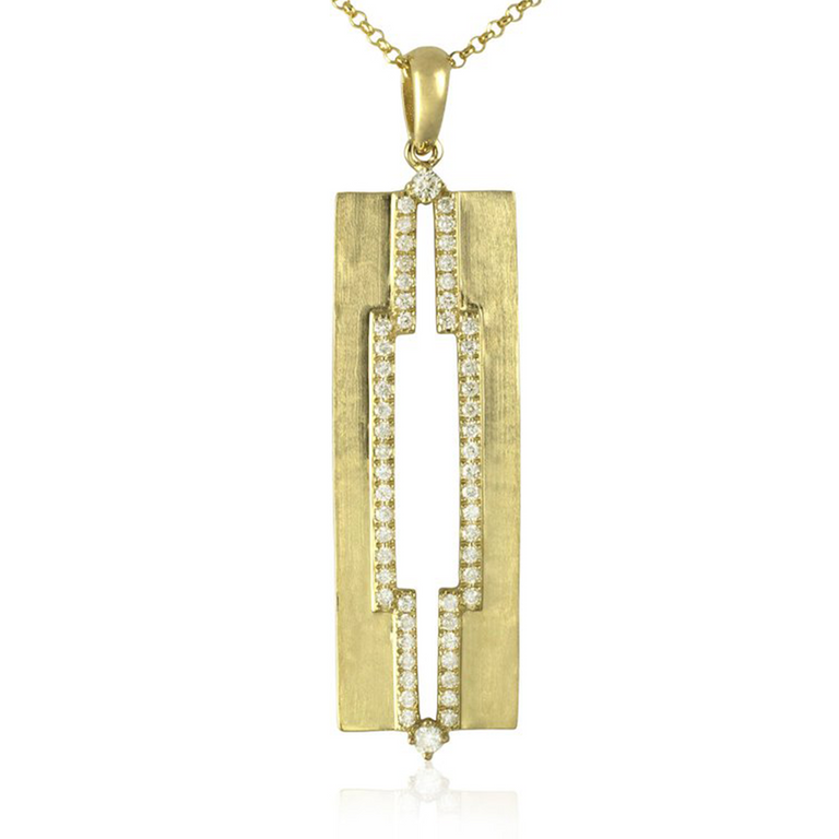 Milan Diamond Necklace