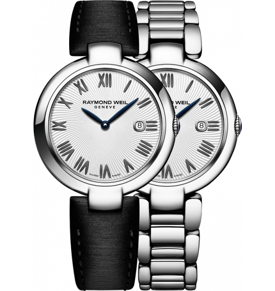 Raymond Weil Shine w/ Interchangeable Strap