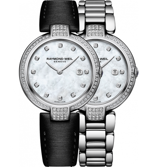 Raymond Weil Shine w/ Diamonds