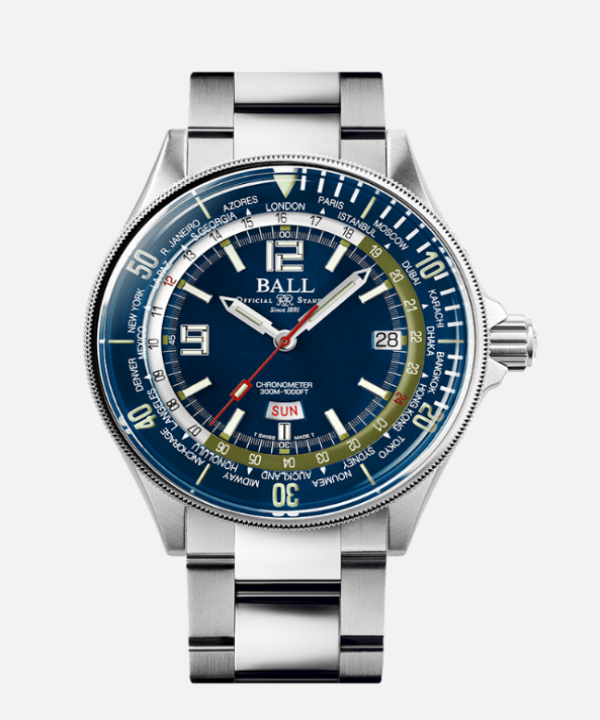 Engineer Master II Diver Worldtime (42mm) - Chalmers Jewelers