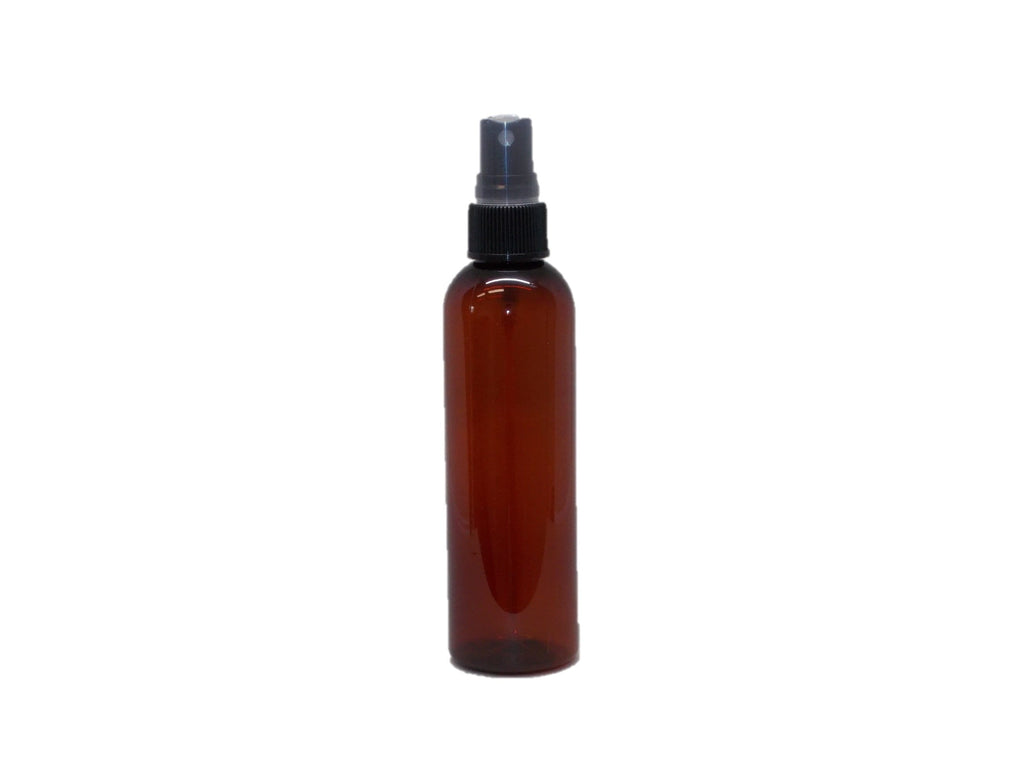 4 oz Amber Bottle (Cosmo Round)