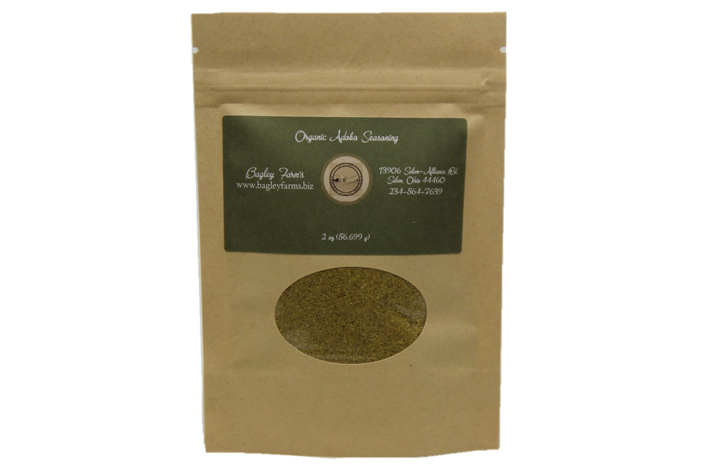 Organic Adobo Seasoning 2 oz