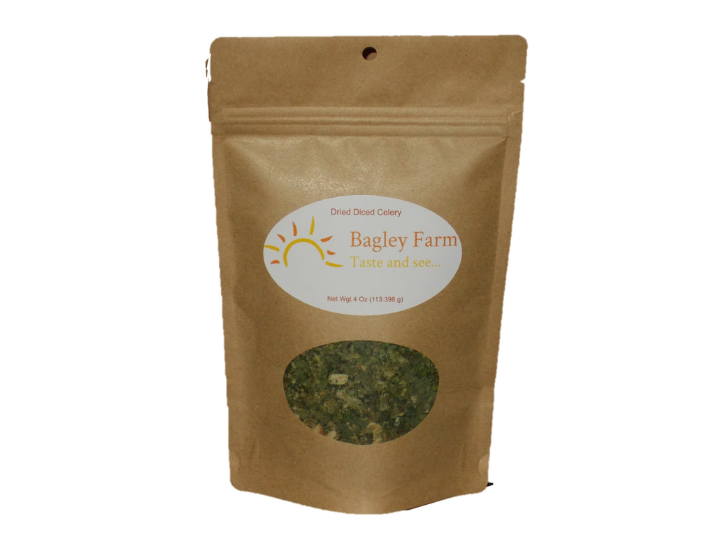 Bagley Farm's Dried Celery 2 oz