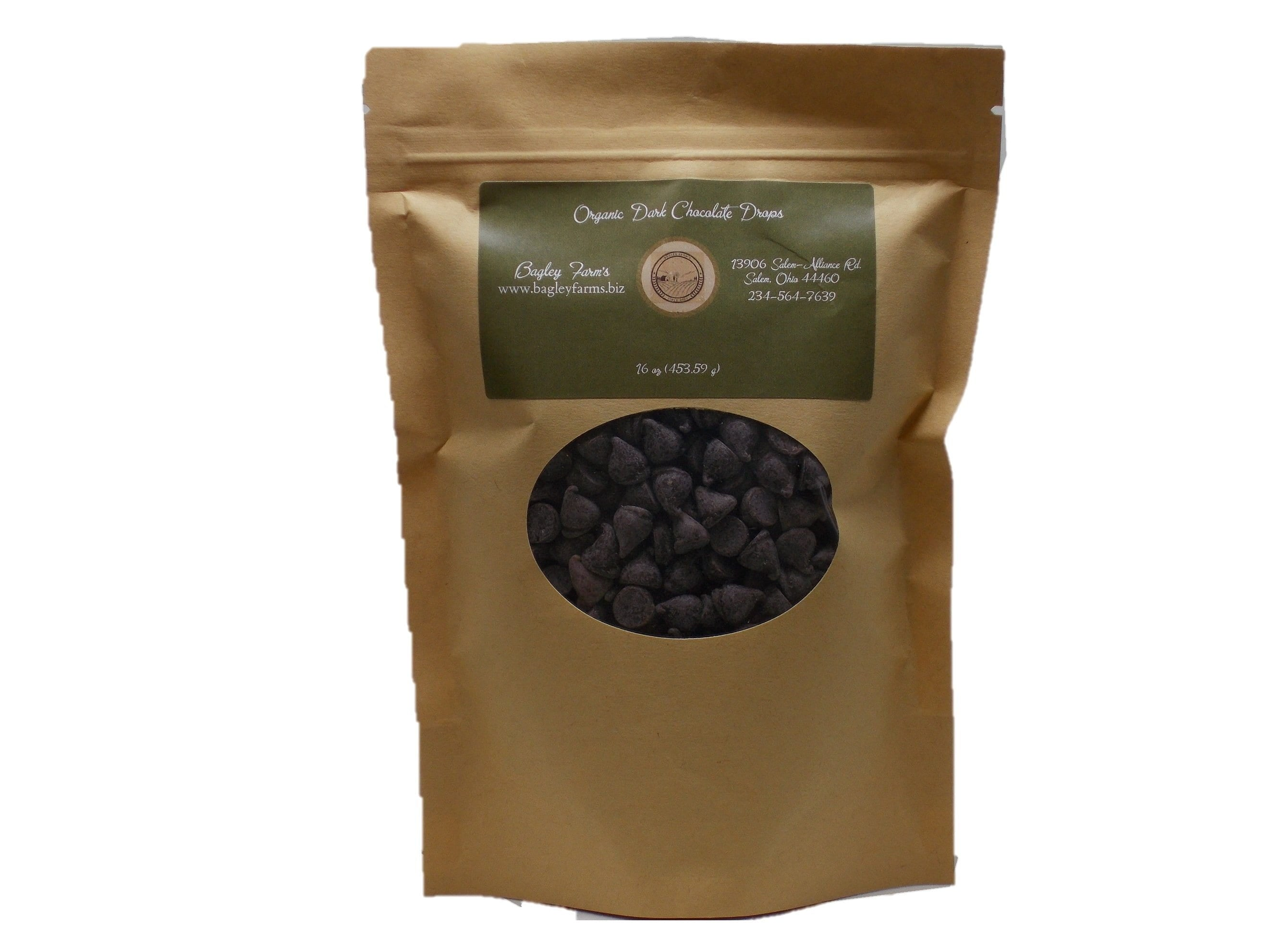 Organic Semi-Sweet Chocolate Baking Drops 12 oz