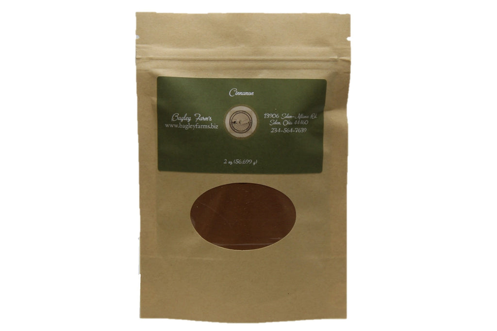 Cinnamon, Ground Spice 2 oz