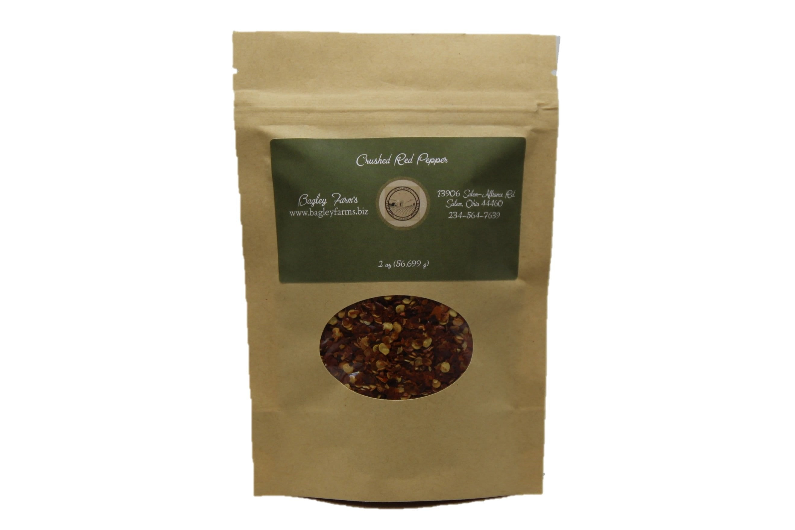 Pepper, Crushed Red Spice and Seasoning 2 oz