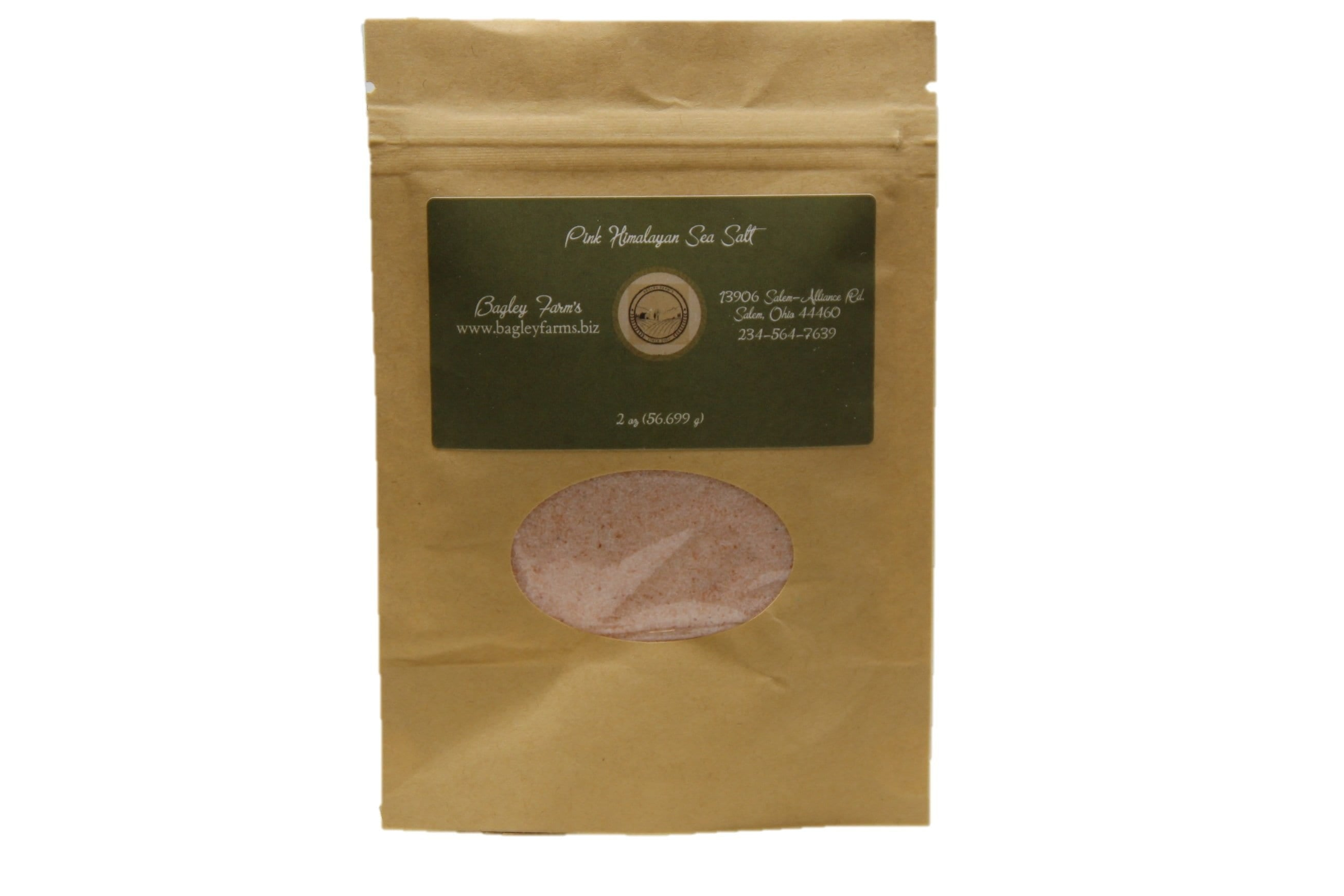 Salt, Himalayan Pink Fine Ground 4 oz